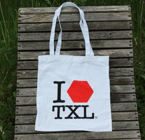 I LOVE TXL Bag