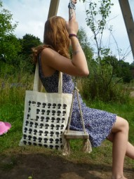 "FASHION BAG ""Mushroom Tower"""